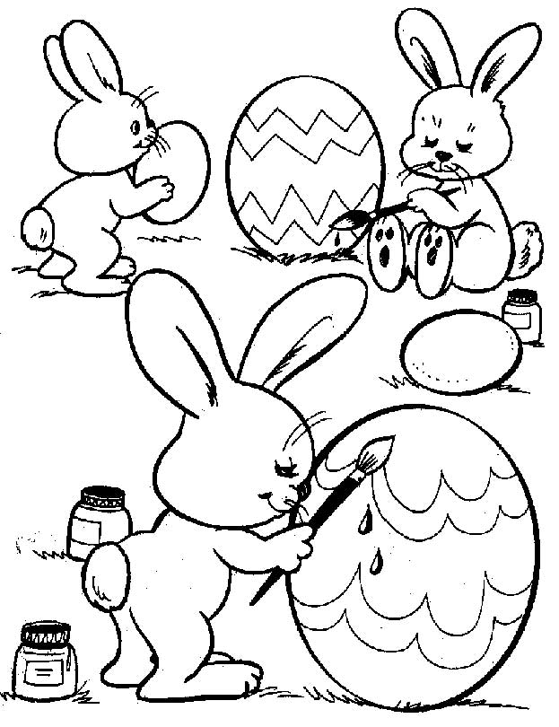 Easter Coloring Pages (6)