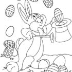 easter coloring pages 9 140x140 Easter Coloring Pages