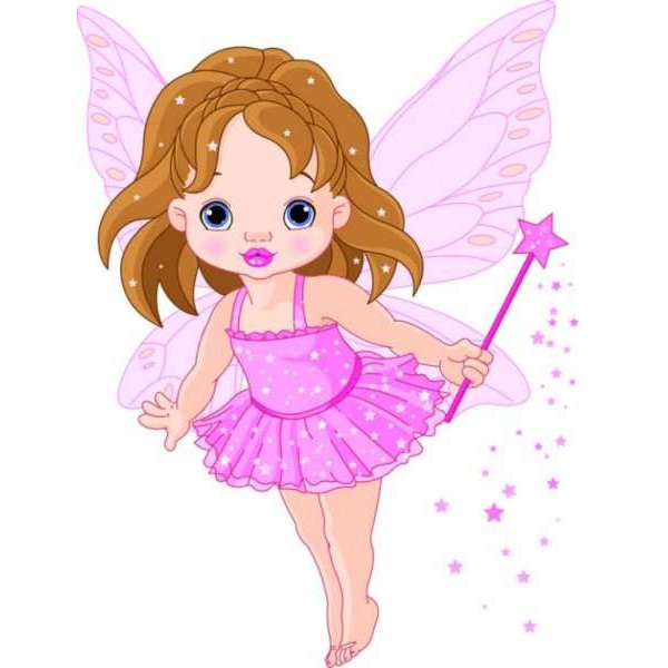 fairy cartoon: