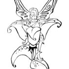 Fairies Coloring Pages (18)