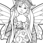 Fairies Coloring Pages (3)
