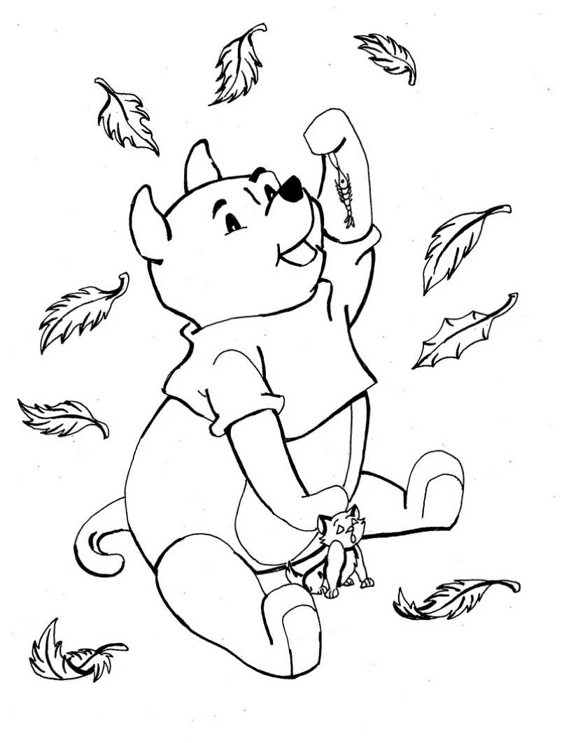 download fall coloring pagesfall coloring pages adults fall coloring pages - Leaves Coloring Page 2