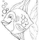 Fish Coloring Pages (2)