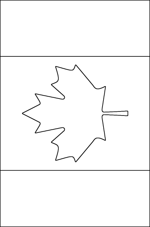 Flags Coloring Pages 1 Coloring Kids