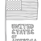 Flags Coloring Pages (2)