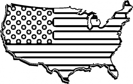 Flags Coloring Pages 5 Coloring Kids