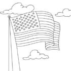 Flags Coloring Pages (8)