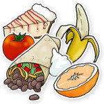 Food-Coloring-Pages