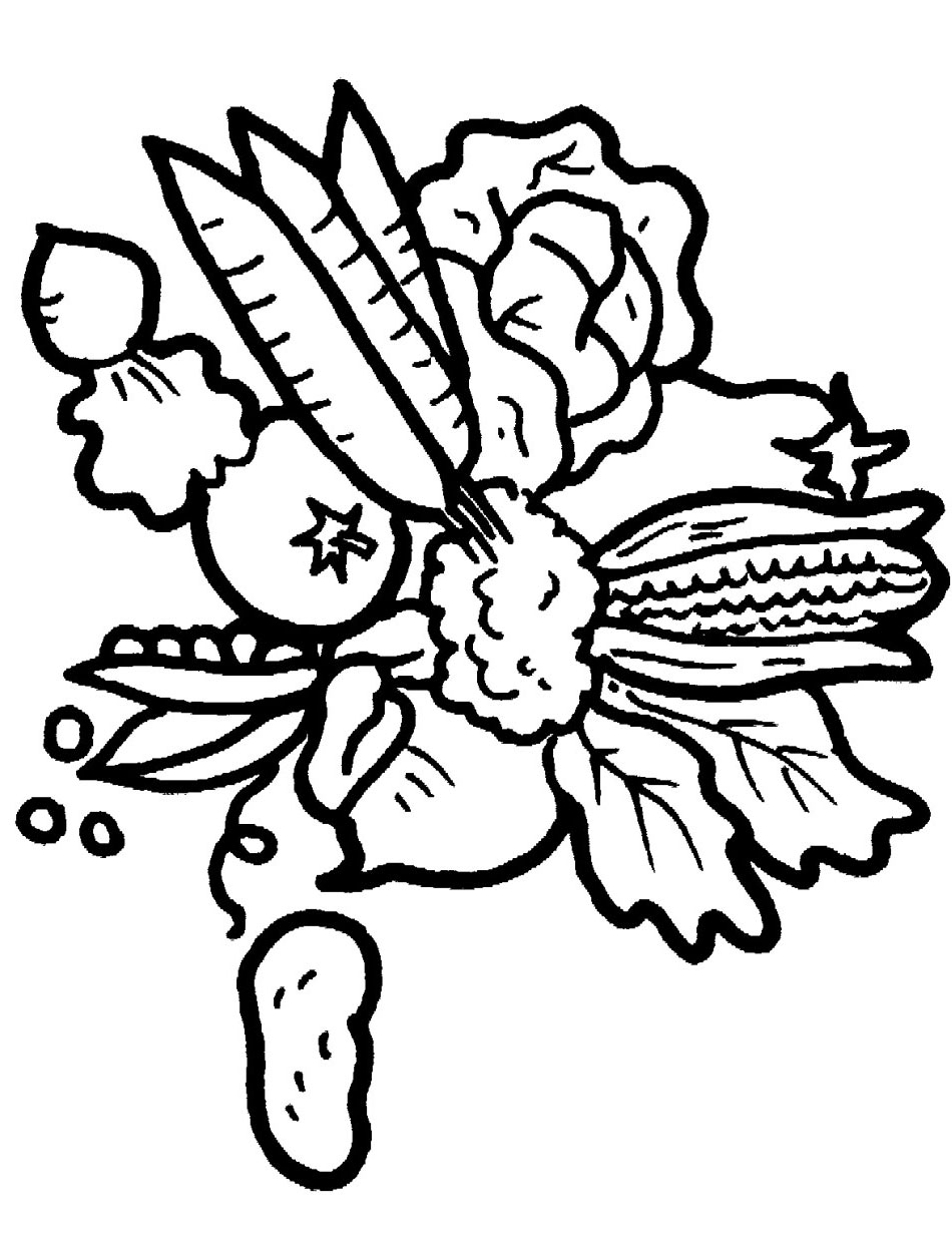 food coloring pages10 coloring kids