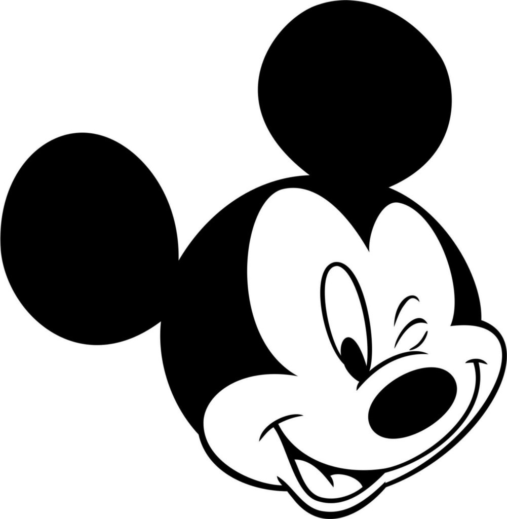 Free coloring pages of big mickey mouse Coloring Kids
