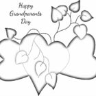 Free Printable Grandparents Day Coloring Pages, Grandparents Day ...