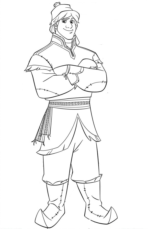Frozen Coloring Pages (12) Coloring Kids - Coloring Kids