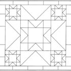 Geometric Coloring Pages (21)