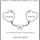 Grandparent's Day | Coloring Pages