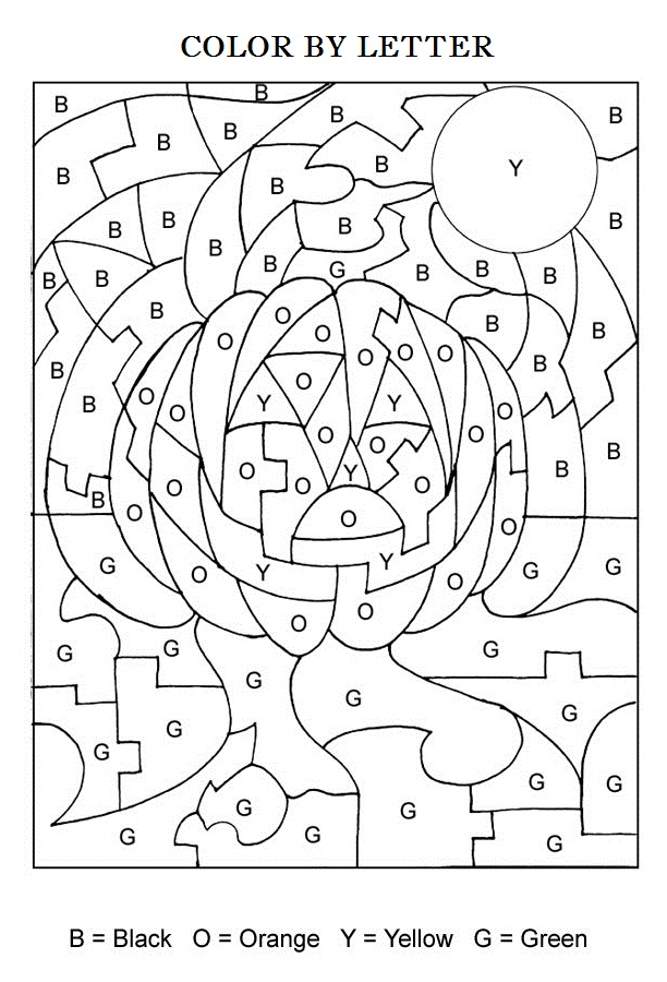Halloween-Color-By-Letters-Activity-Coloring-Pages-for-Kids ...