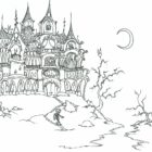 Halloween Coloring Pages (12)