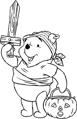 Halloween Coloring Pages (15)