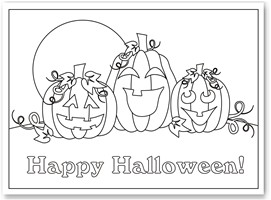Halloween Coloring Pages (7)