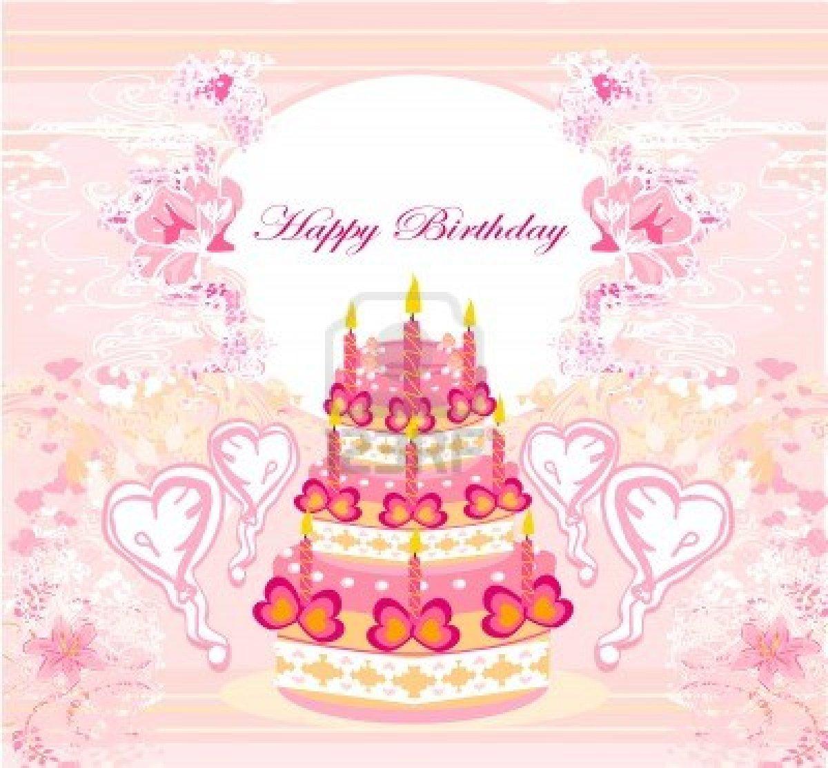 happy birthday card for - photo #7