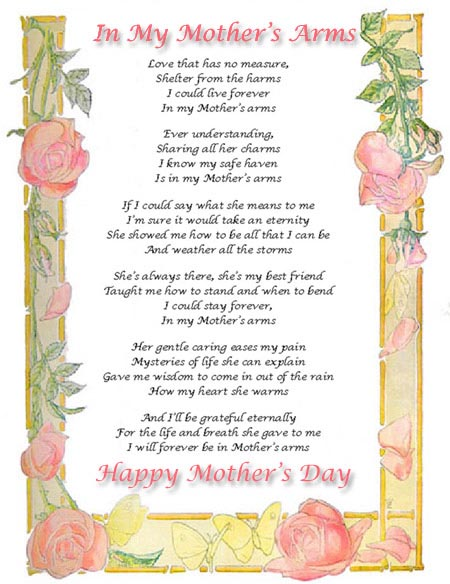 Happy Mother Day Cards 11 Coloring