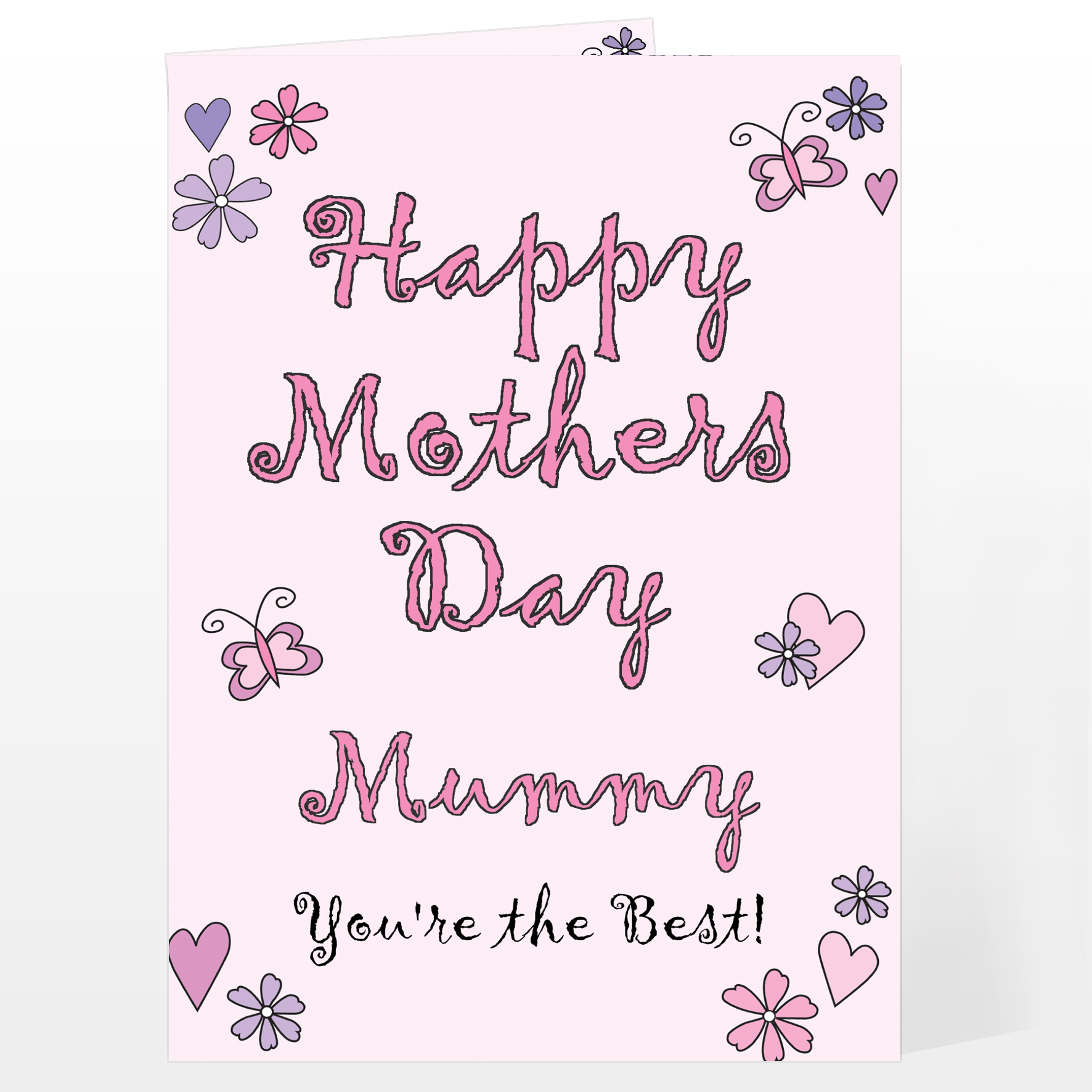 Mothers day coloring online - Happy Mother Day Cards 19 Coloring Kids