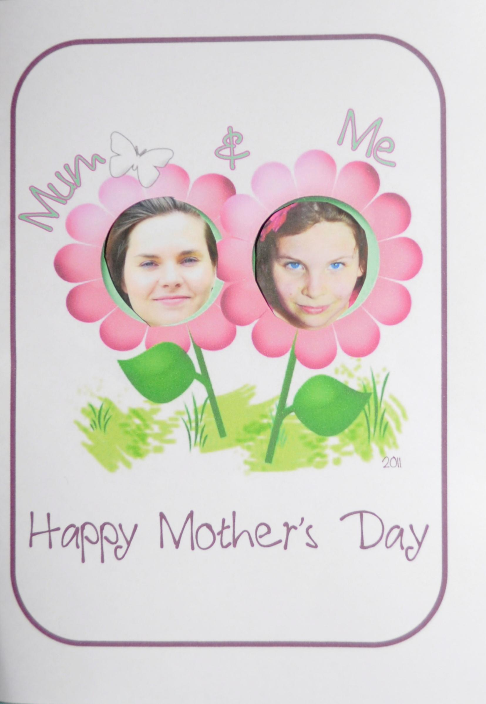 Happy Mother Day Cards 21 Coloring Kids