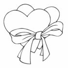 Heart Coloring Pages (10)