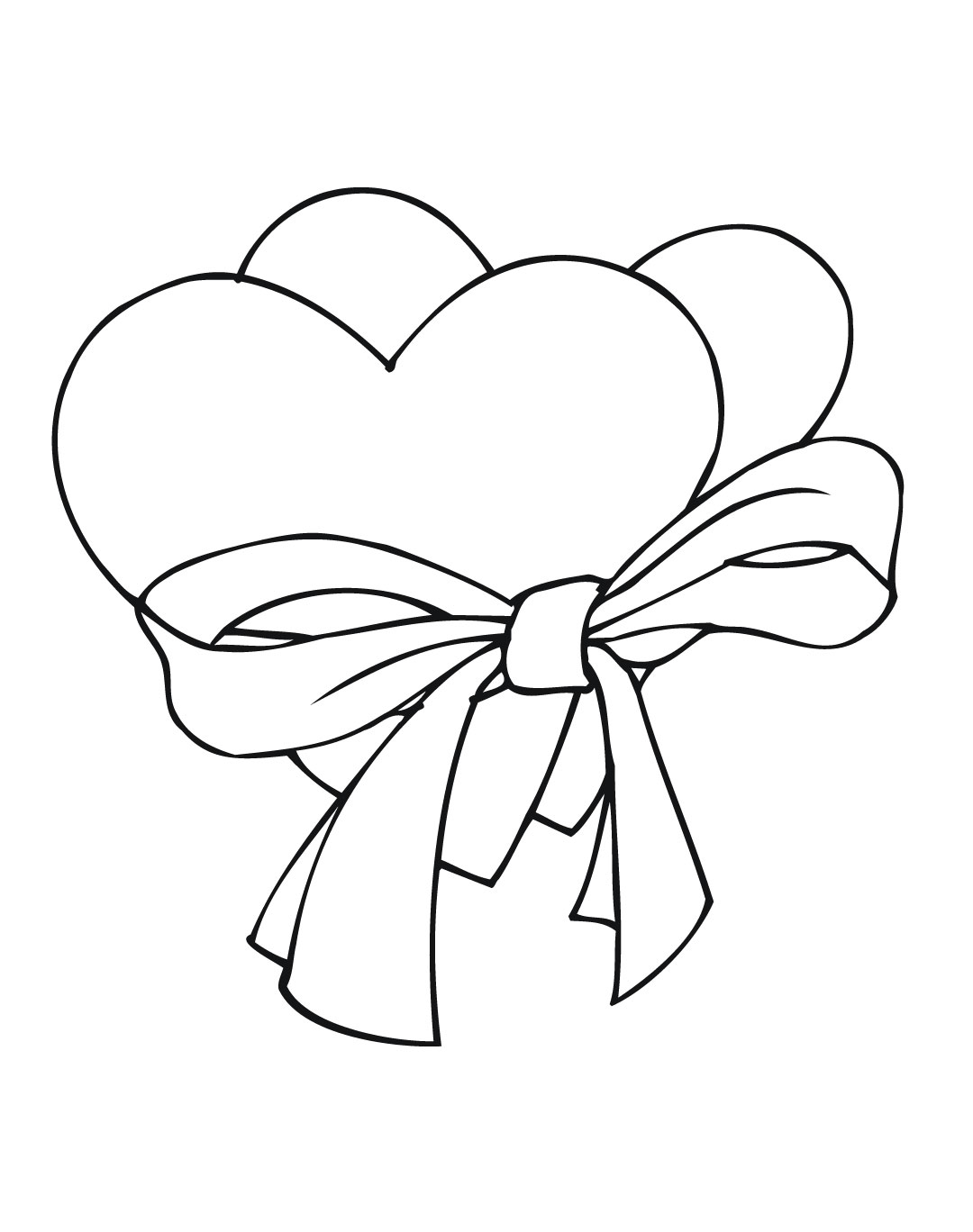 heart coloring pages 10 coloring kids