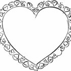 Heart Coloring Pages (11)