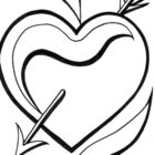 Heart Coloring Pages (3)