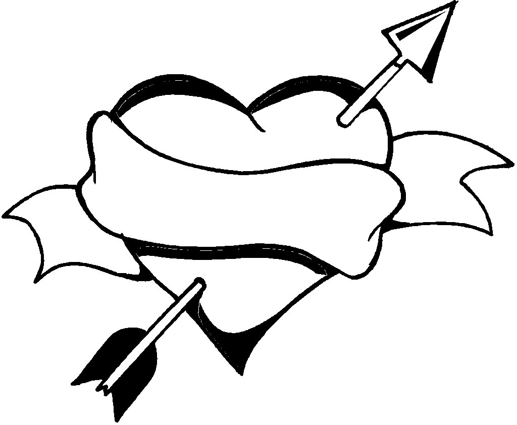 download heart coloring pages 5