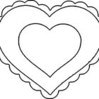 Heart Coloring Pages (7)