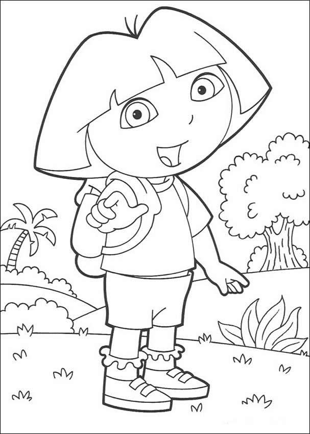 Holiday Coloring Pages (11)