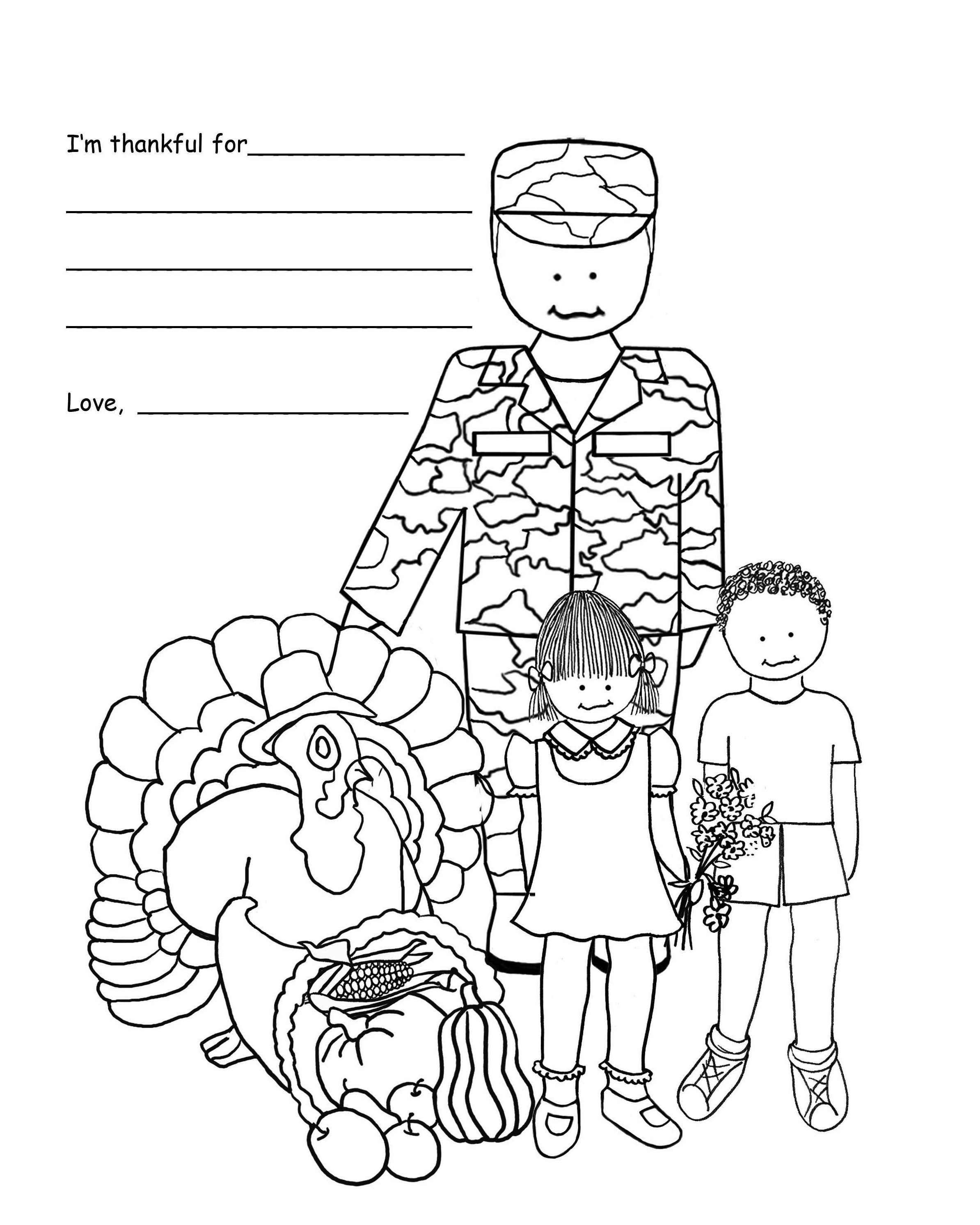 Holiday Coloring Pages (13)
