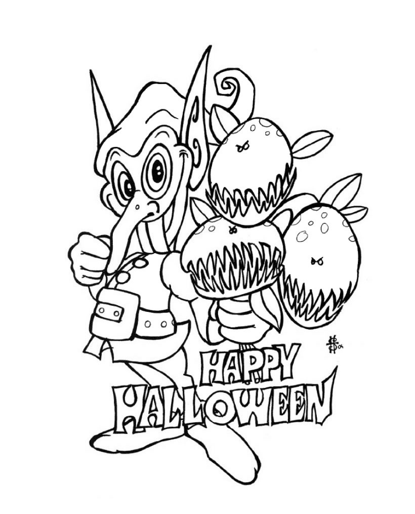 Holiday Coloring Pages (15) | Coloring Kids