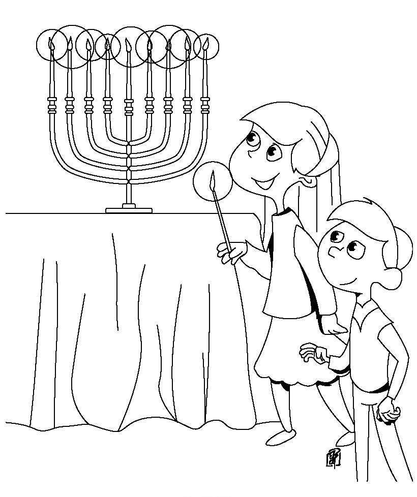 Holiday Coloring Pages (5)
