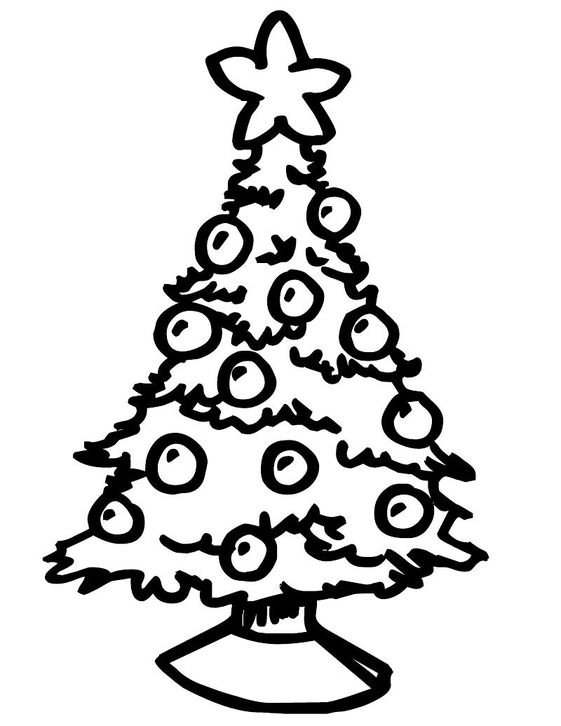 Holiday Coloring Pages (6)