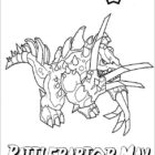 Invizimals Coloring Pages (1)