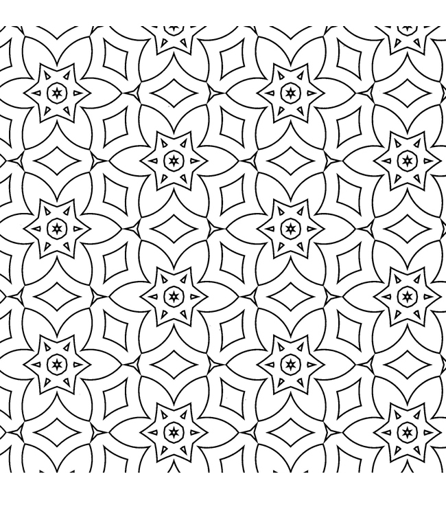 download islamic coloring pages 10 - Coloring Patterns Pages