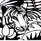 jungle coloring pages 1 140x140 Jungle Coloring Pages