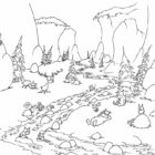 jungle coloring pages 31 140x140 Jungle Coloring Pages