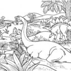 jungle coloring pages 8 140x140 Jungle Coloring Pages