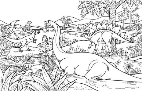 Jungle Coloring Pages (8)