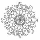 mandala coloring pages 1 140x140 Mandala Coloring Pages