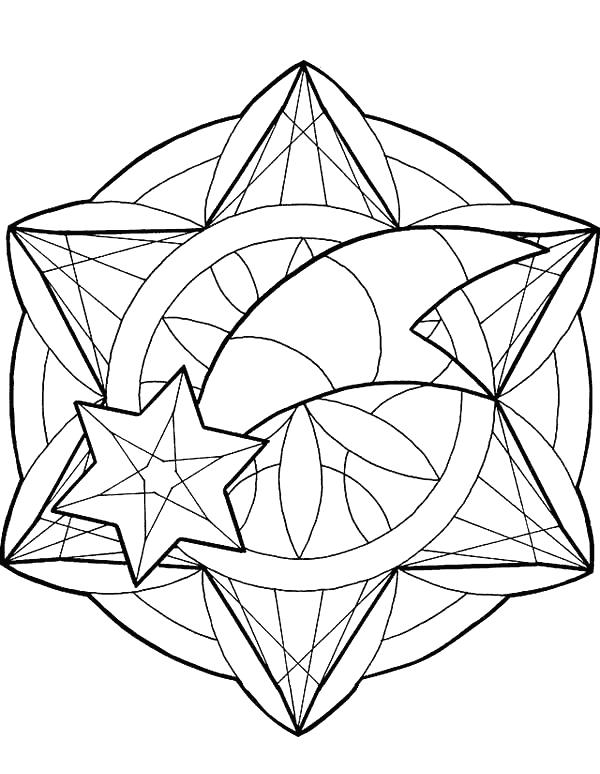 Mandala Coloring Pages (1)