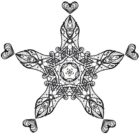 mandala coloring pages 10 140x140 Mandala Coloring Pages