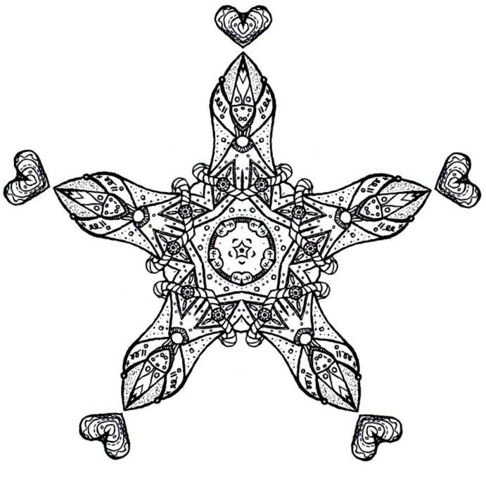 Mandala Coloring Pages (10)
