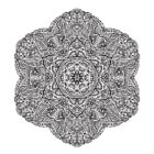 mandala coloring pages 5 140x140 Mandala Coloring Pages