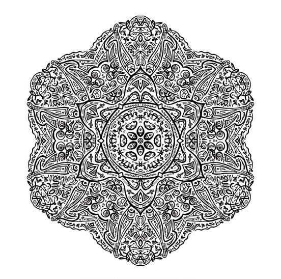 Mandala Coloring Pages 5 Coloring Kids