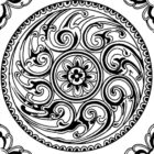 mandala coloring pages 6 140x140 Mandala Coloring Pages